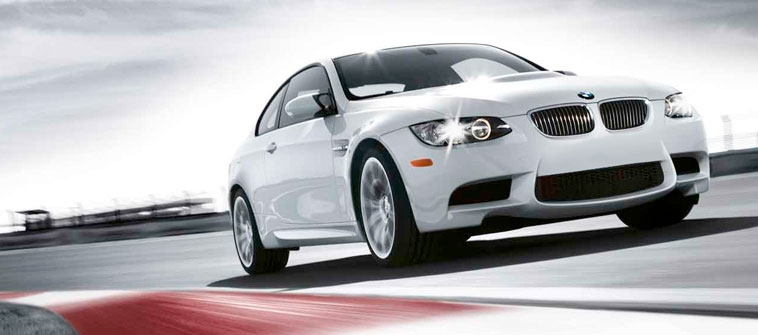 bmw m3. The BMW M3 is available