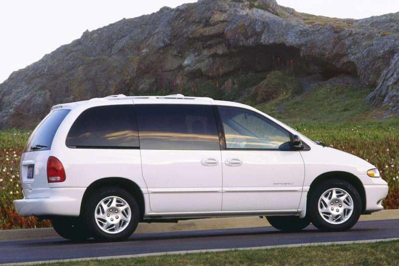 Buy Used Dodge Caravan: Cheap Pre-Owned Dodge Caravan Van for Sale