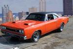 Dodge Coronet in Orange