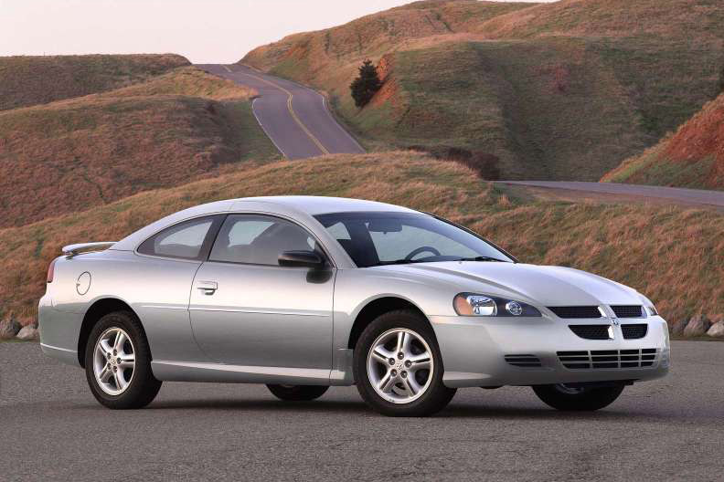 Dodge Stratus 2004. The Dodge Stratus has already