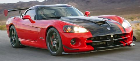 2008 Dodge Viper SRT-10 ACR