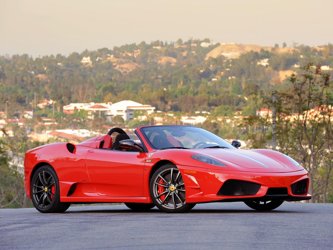 2009 Ferrari Scuderia Spider 16m Specs Pictures Amp Engine