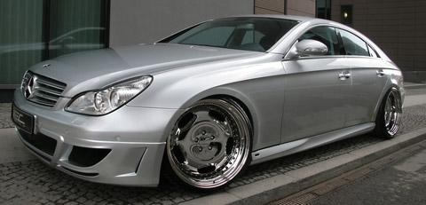 2009 MEC Design Mercedes-Benz CLS