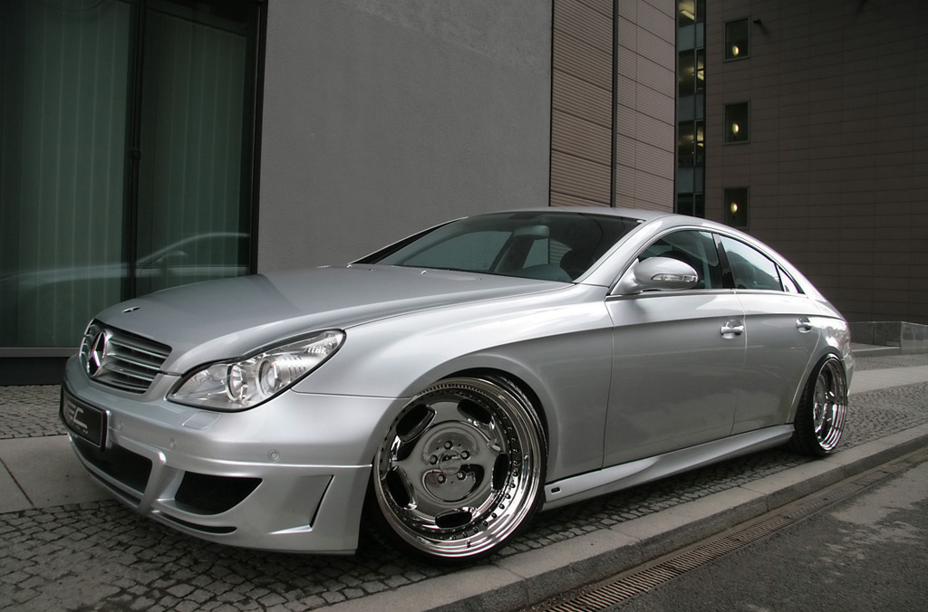 2009 mec design mercedes benz cls specs pictures engine for Mercedes benz cls 2009