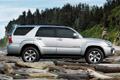 Toyota 4Runner V8 Limited 4WD in Silver