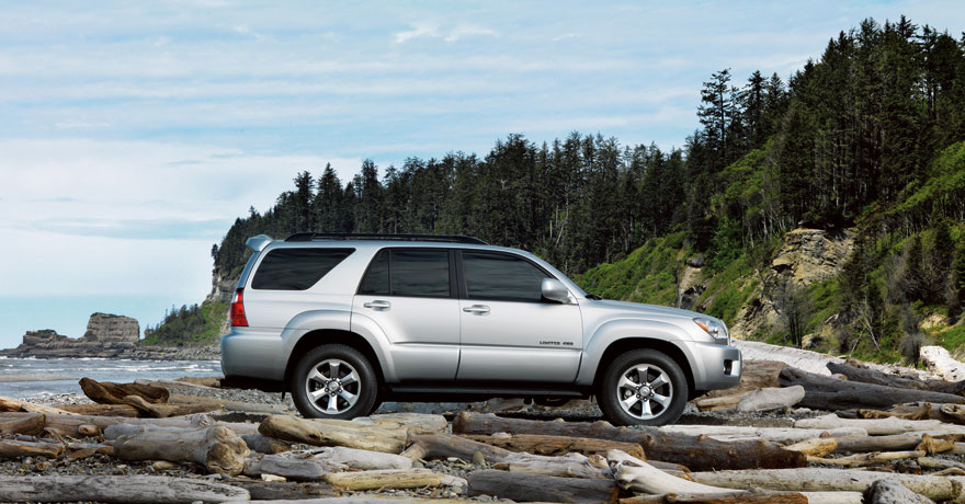 2007 Toyota 4runner V8 4wd Related Infomation Specifications Weili