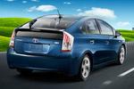 Blue Toyota Prius V