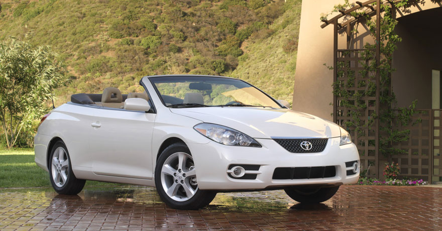 2011 toyota solara convertible submited images