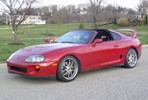 Used Toyota Supra