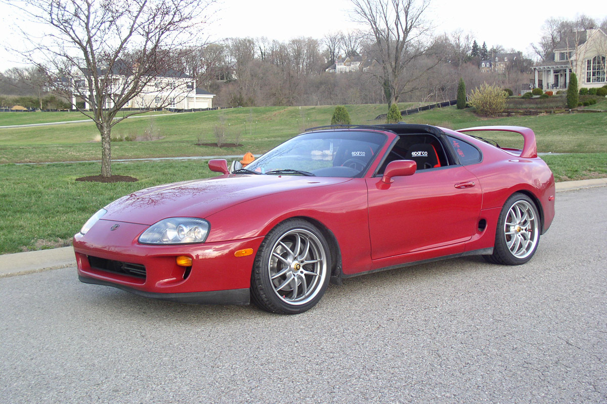 Used Toyota Supra For Sale By Owner Buy Cheap Pre Owned
