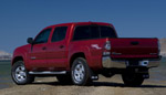 Toyota Tacoma 4x4 Double Cab Red
