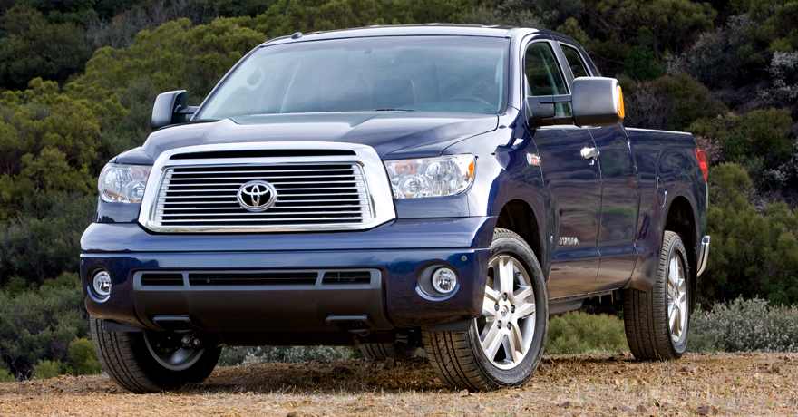 Introduced in the year 2000, the Toyota Tundra is a full-size pickup truck