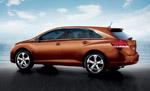 Toyota Venza V6 Sunset Bronze Mica