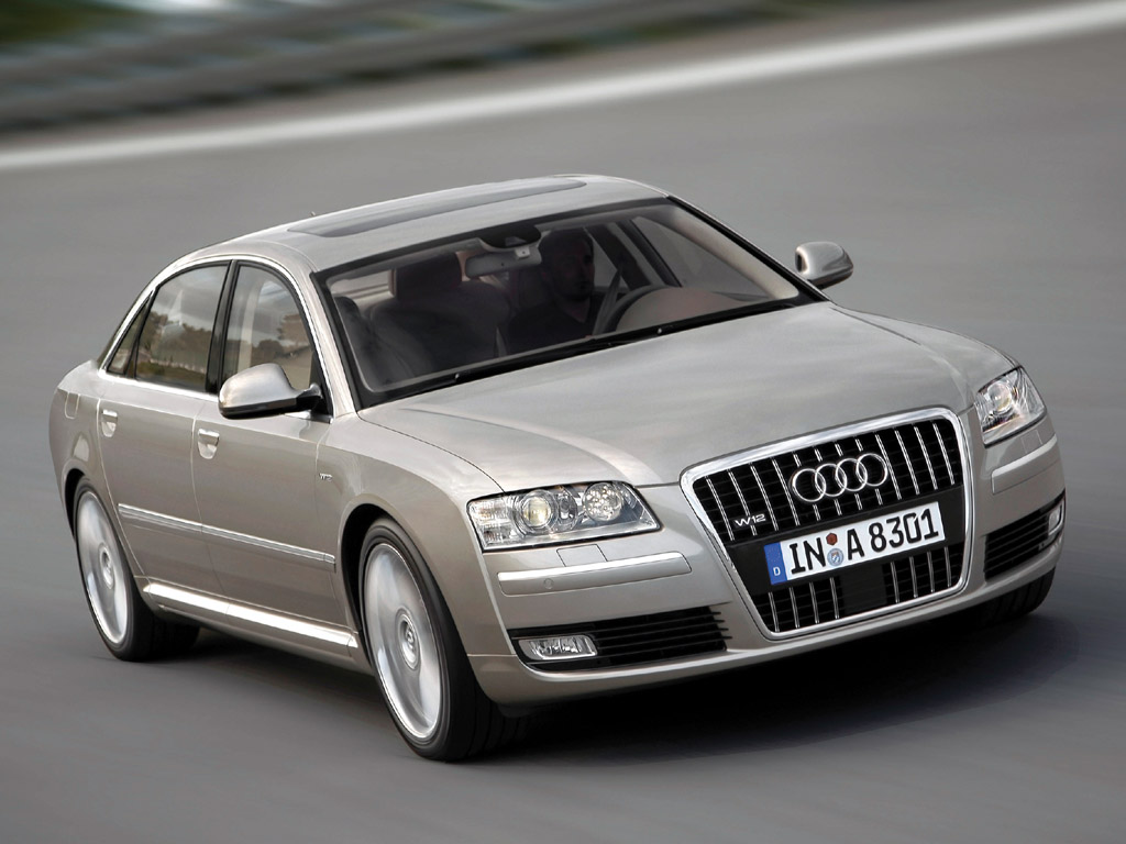 2008 Audi A8 L W12 Specs Top Speed Engine Review