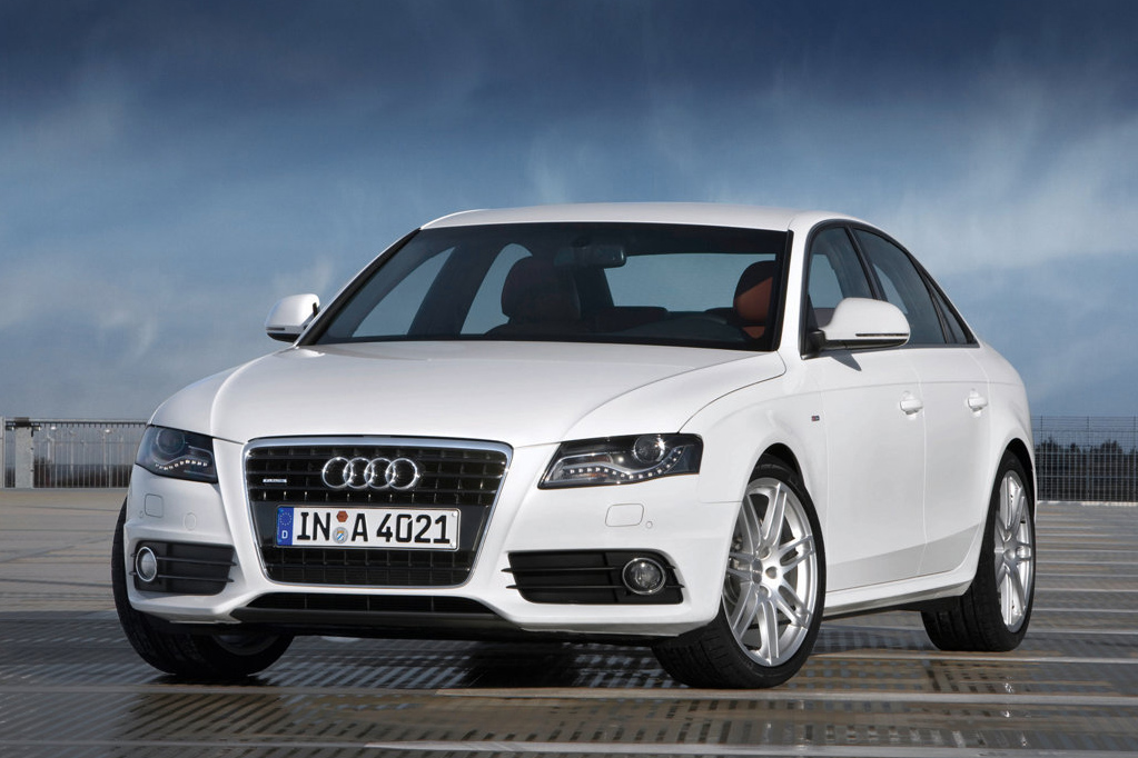 Buy Used Audi A4: Cheap Pre-Owned Audi A 4 Cars for Sale