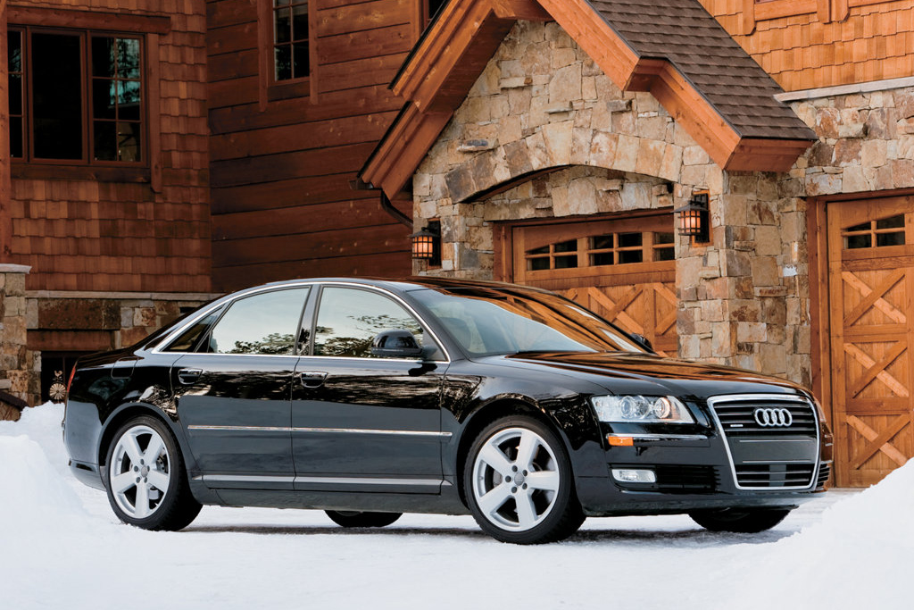 Audi A8 Best Luxury Cars: Buy Used Audi A8: Cheap Pre-Owned Audi A 8 Luxury Cars For