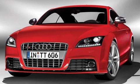 Audi TTS 480