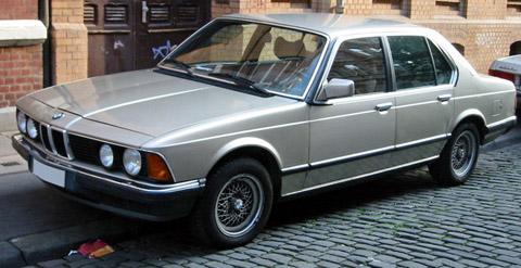 BMW E23 480