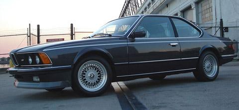 BMW E24 480