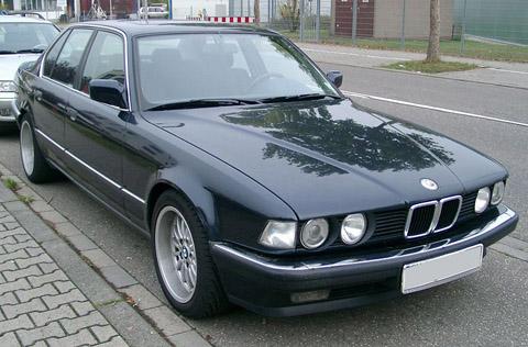 BMW E32 480
