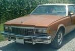 Used Chevrolet Caprice
