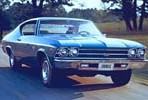 Used Chevrolet Chevelle