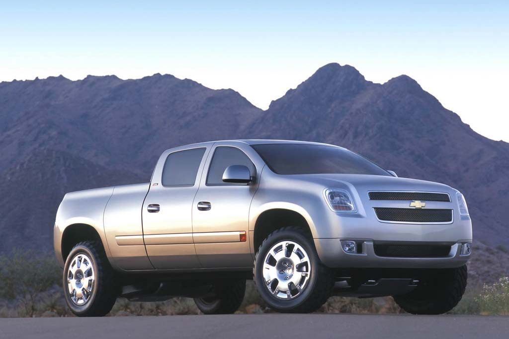 Used Chevrolet Cheyenne