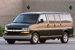 Used Chevrolet Express