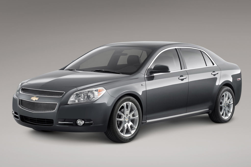 Named after a famous city in California, Chevrolet Malibu is first ...