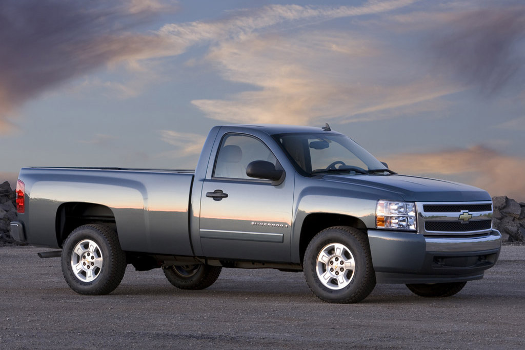 Chevy Silverado Regular Cab
