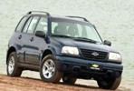 Used Chevrolet Tracker