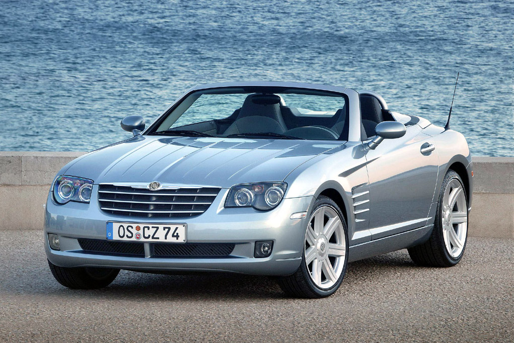 used chrysler crossfire for sale buy cheap pre owned chrysler convertible. Black Bedroom Furniture Sets. Home Design Ideas