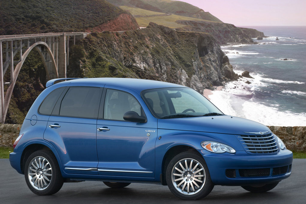 used chrysler pt cruiser for sale buy cheap pre owned. Black Bedroom Furniture Sets. Home Design Ideas