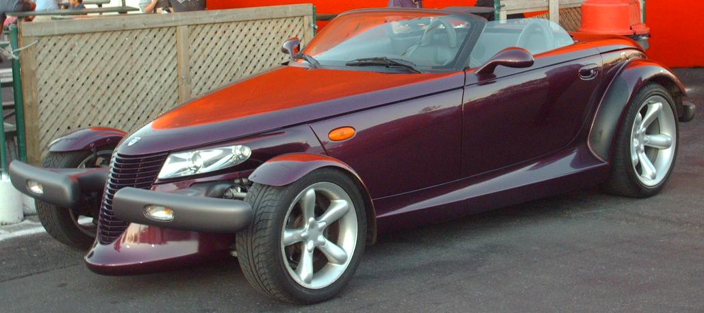 Used Chrysler Prowler for Sale: Buy Cheap Pre-Owned Chrysler Cars