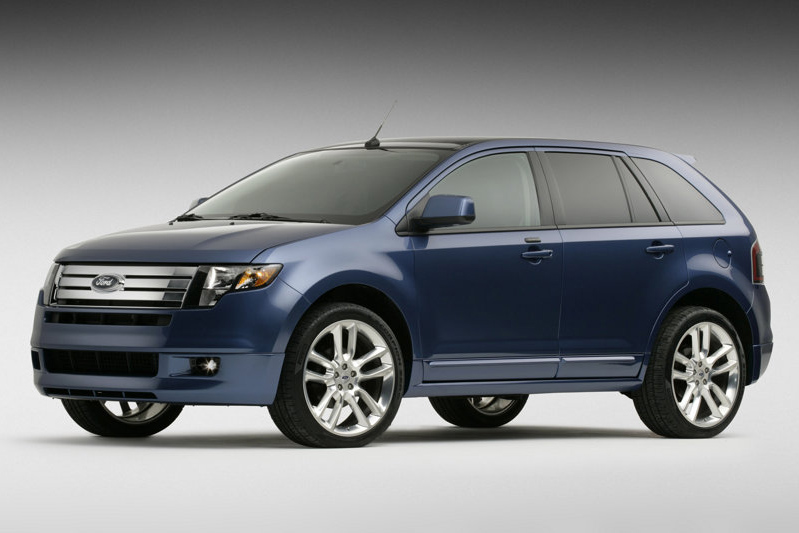 Ford Edge Sport. The Ford Edge is a mid-size