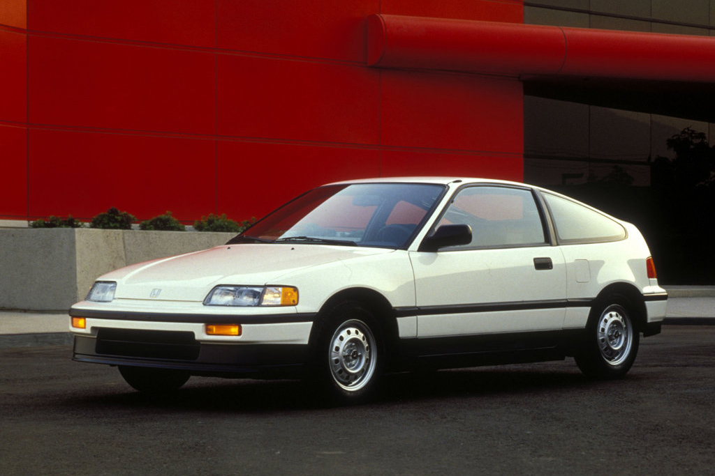 Used Honda CRX for Sale by