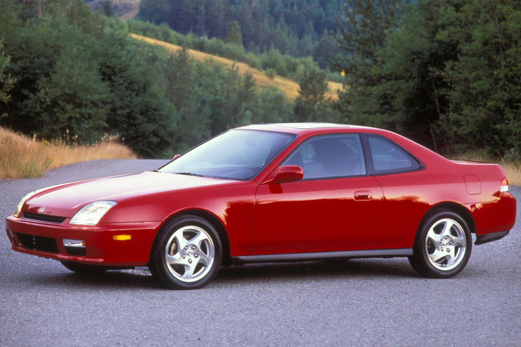 Used Honda Prelude for Sale by Owner: Buy Cheap Honda Sports Cars