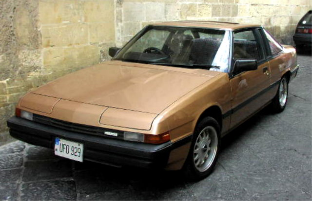 The Mazda 929 is another one