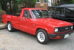 Used Mazda B-Series Pickups