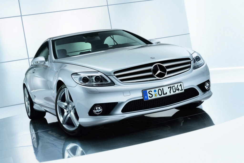 Used mercedes benz cl class for sale buy cheap pre owned for Cheap mercedes benz cars