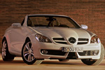 Mercedes Benz SLK-Class 150