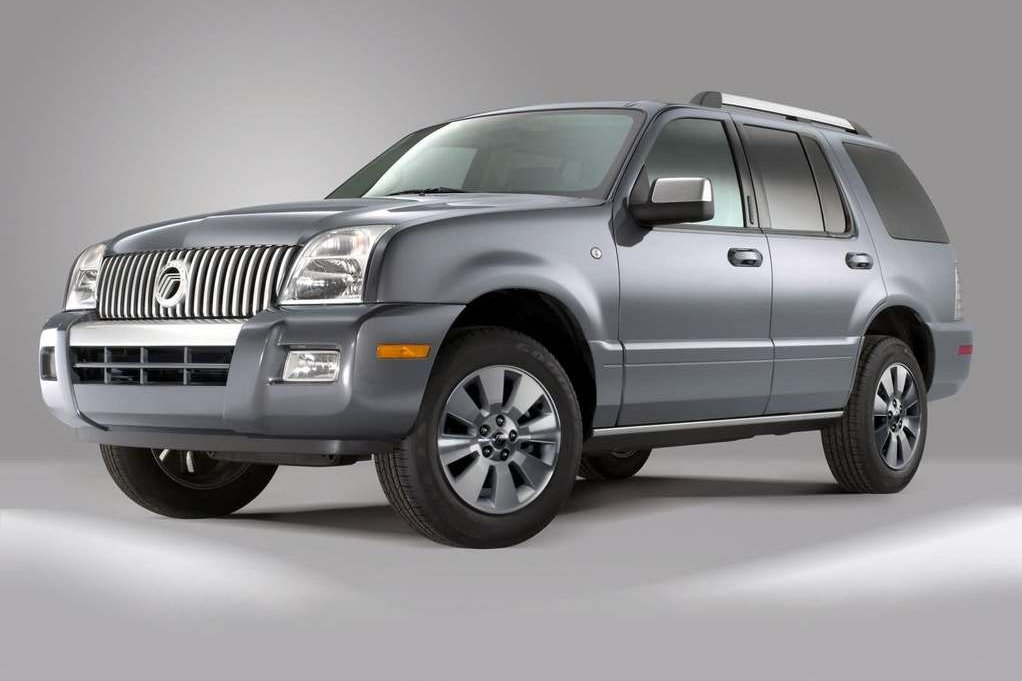 Used Mercury Mountaineer For Sale Buy Cheap Pre Owned