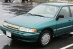 Used Mercury Tracer