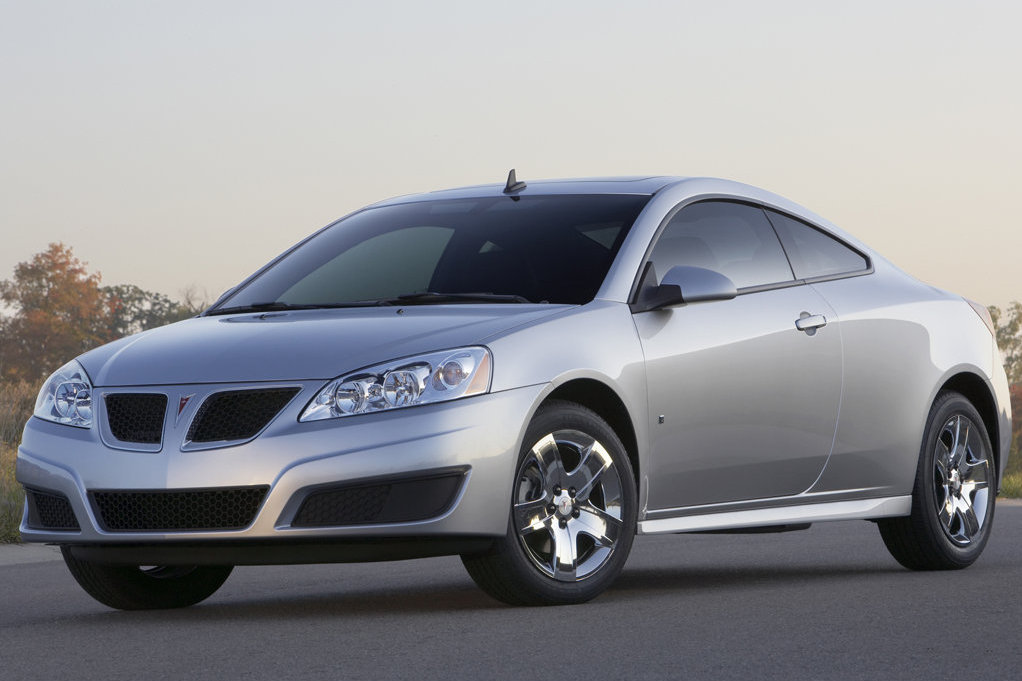 2004 Pontiac G6 Gt Related Infomation Specifications