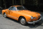 Used Volkswagen Karmann Ghia