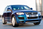 Used Volkswagen Touareg 
