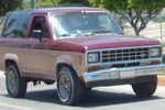 ford bronco II 150