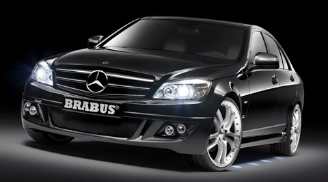 2008 Brabus C 480