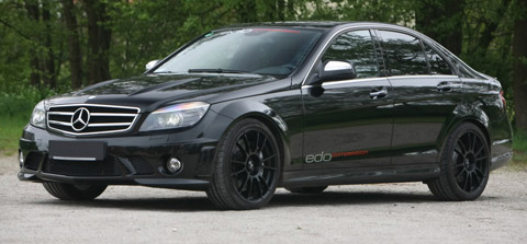 2009 Edo Competition Mercedes-Benz C63 AMG 480