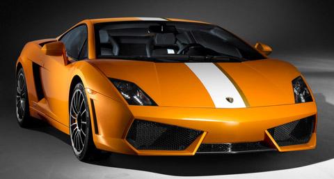 2009 Lamborghini Gallardo LP 550-2 Valentino Balboni